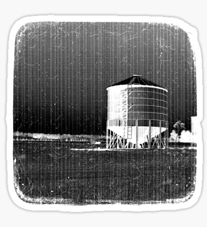 silo - TTV Sticker