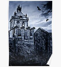 The Old Mausoleum Poster