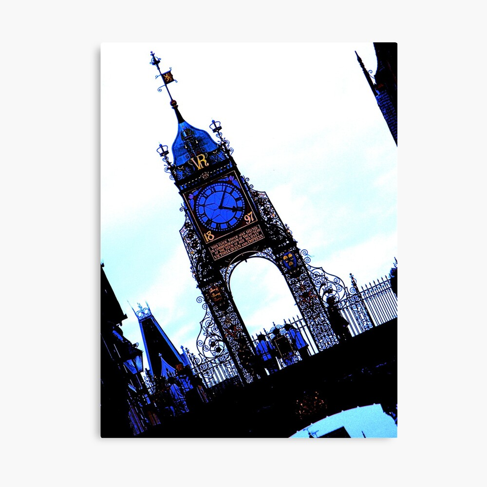 Chester, Cheshire Canvas Print