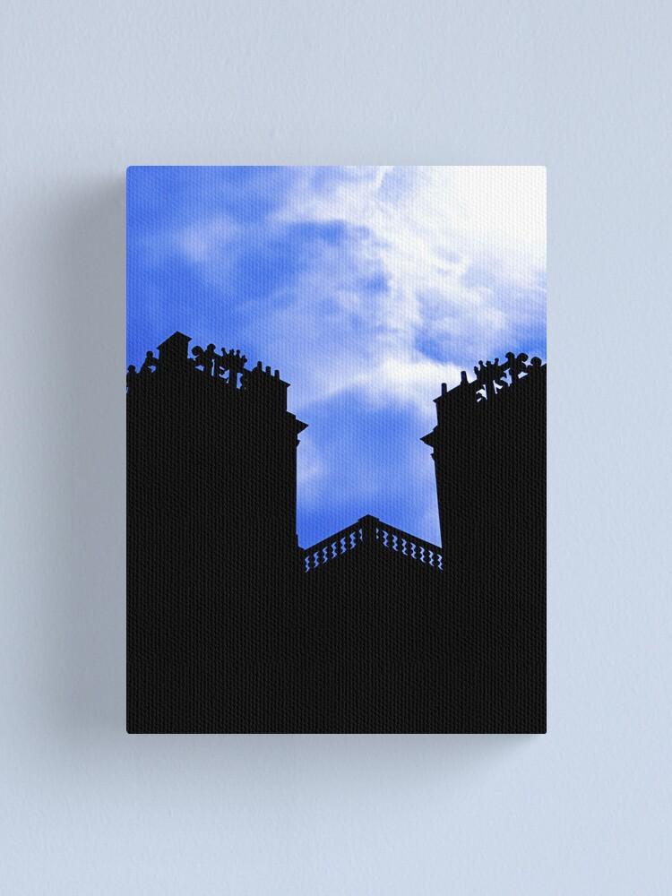 Alternate view of Hardwick Hall, Derbyshire Canvas Print