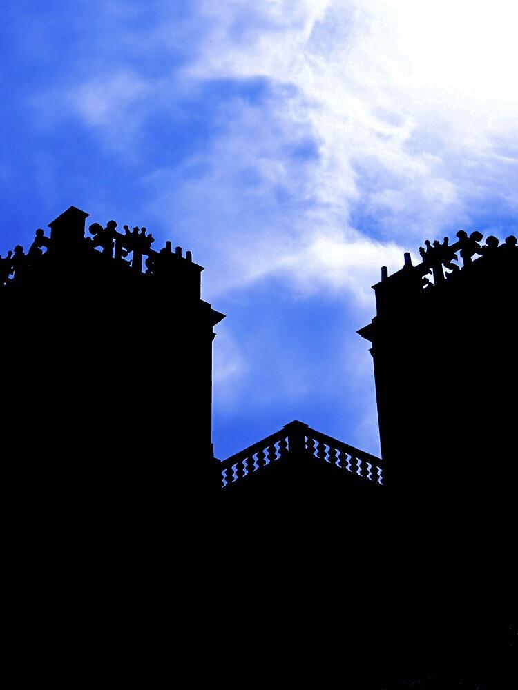 Hardwick Hall, Derbyshire by robsteadman