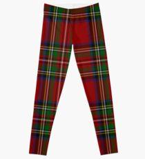 Royal Stewart Tartan Clan Leggings