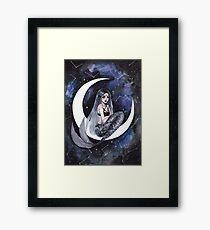 Mondlicht Gerahmtes Wandbild