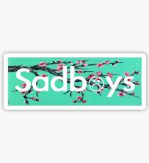 SAD BOYS 2 Sticker