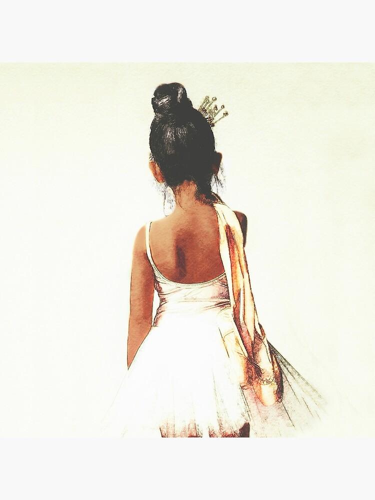 Afroamerikaner-Ballerina von ChezLorraines