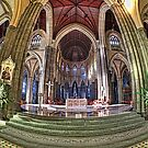 St Patrick's Cathedral • Melbourne • Australia by William Bullimore