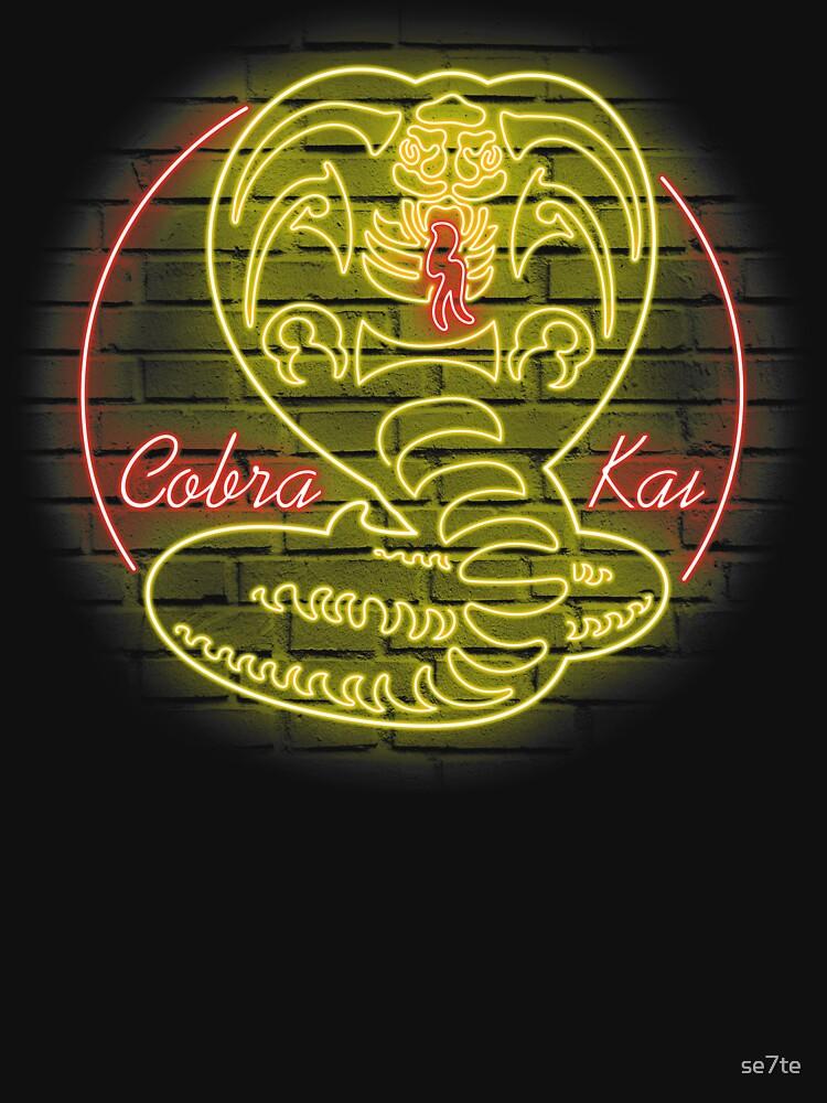 Cobra Kai von se7te