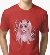 Sakura oni Vintage T-Shirt