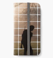 Remembrance Tribute - Soldier -  Going Down of the Sun iPhone Wallet/Case/Skin
