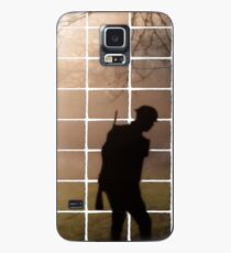 Remembrance Tribute - Soldier -  Going Down of the Sun Case/Skin for Samsung Galaxy