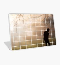Remembrance Tribute - Soldier -  Going Down of the Sun Laptop Skin