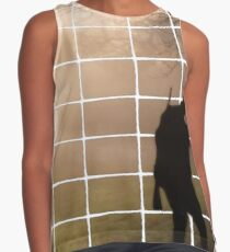 Remembrance Tribute - Soldier -  Going Down of the Sun Sleeveless Top