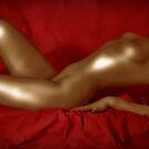 Goldfinger by stephen  jones