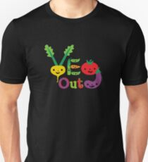 Veg Out Deux - on darks Unisex T-Shirt