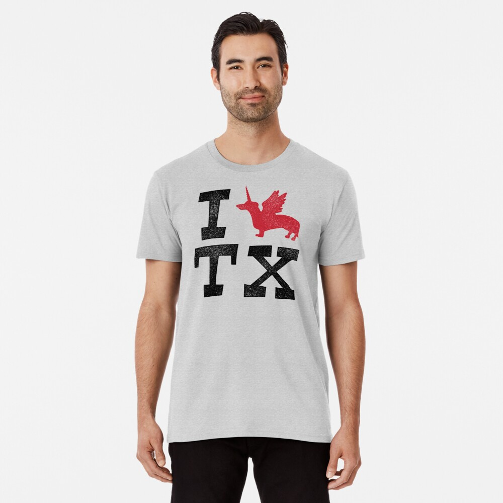 I DOXIE TEXAS Premium T-Shirt