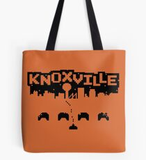 8-BITS OF KNOXVILLE Tote Bag