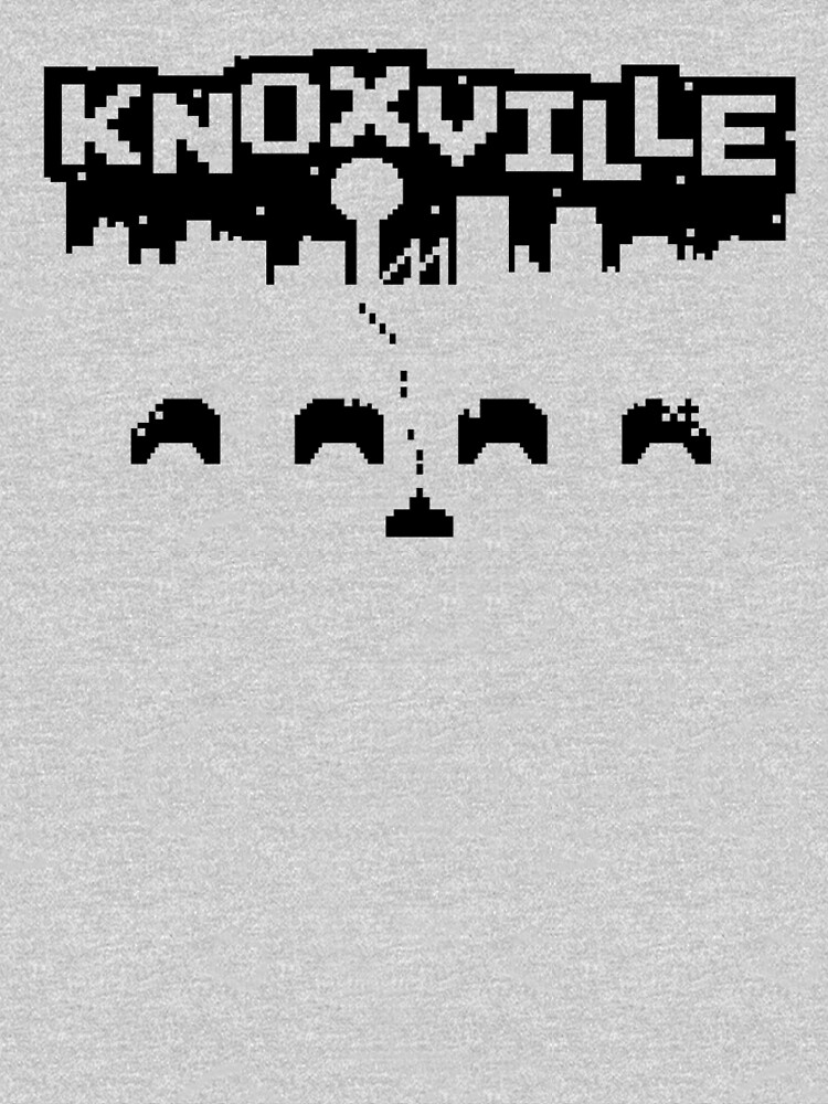 8-BITS OF KNOXVILLE by LemonIceDesigns