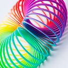 Slinky by Samantha  Nicol