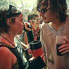 Love on the Dancefloor / Rainbow Serpent Festival 2009 by OZDOOF