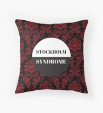 """One Direction- """"Stockholm Syndrome"""" Throw Pillow"""