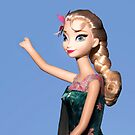 Princess Doll with Limb Difference by ToyLikeMe