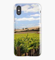 Australian Vineyard Landscape iPhone Case