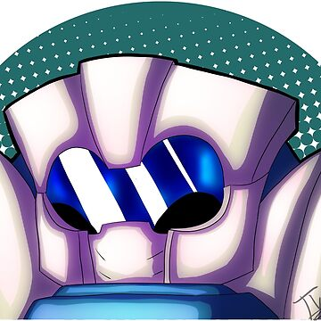 Plain Blueberry Muffin Stickers by tonylefruitbat
