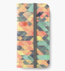 Abstract Geometry iPhone Wallet/Case/Skin