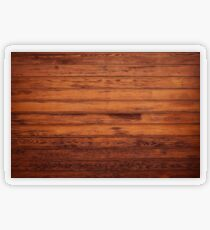 Wooden Boards - Realistic Elements Transparent Sticker