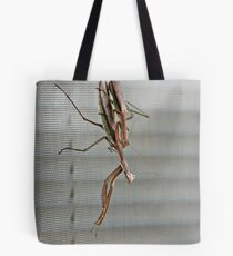 Mating Mantises Tote Bag