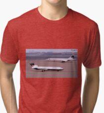 Subtle Survivors Tri-blend T-Shirt