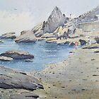 «Entre las rocas» de Andrew Lucas