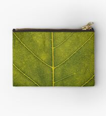 Leaf - HD Nature Zipper Pouch