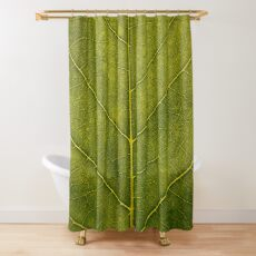 Leaf - HD Nature Shower Curtain