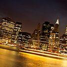 Manhattan from Brooklyn 2 by zarkhoc