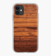 Wooden Boards - Realistic Elements iPhone Case