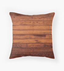 Wooden Boards - Realistic Elements Floor Pillow