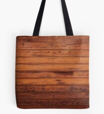 Wooden Boards - Realistic Elements Tote Bag