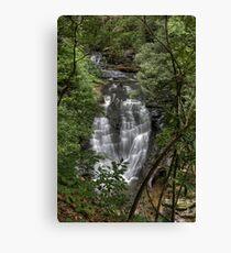 Sea Creek Falls - White County, GA Canvas Print