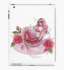 Rosentee iPad-Hülle & Klebefolie