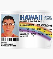 McLovin ID Poster