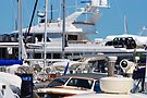 MINI..... boat by John Schneider