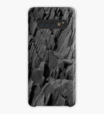 Black Rocks - Nature Elements Case/Skin for Samsung Galaxy