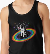 Pride Space Dog Tank Top