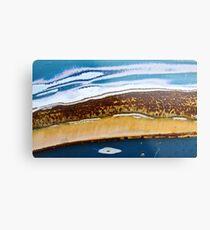 beachscape Metal Print