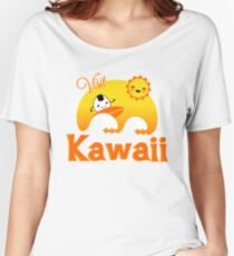 Visit Kawaii Women's Relaxed Fit T-Shirt