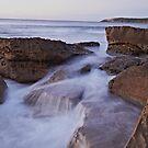 Silky Rock by Mark  Lucey