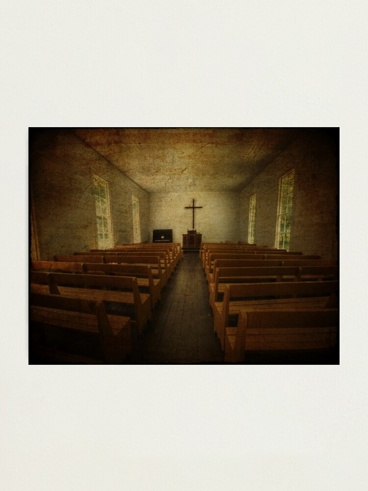 Alternate view of Long Walk to Salvation Photographic Print