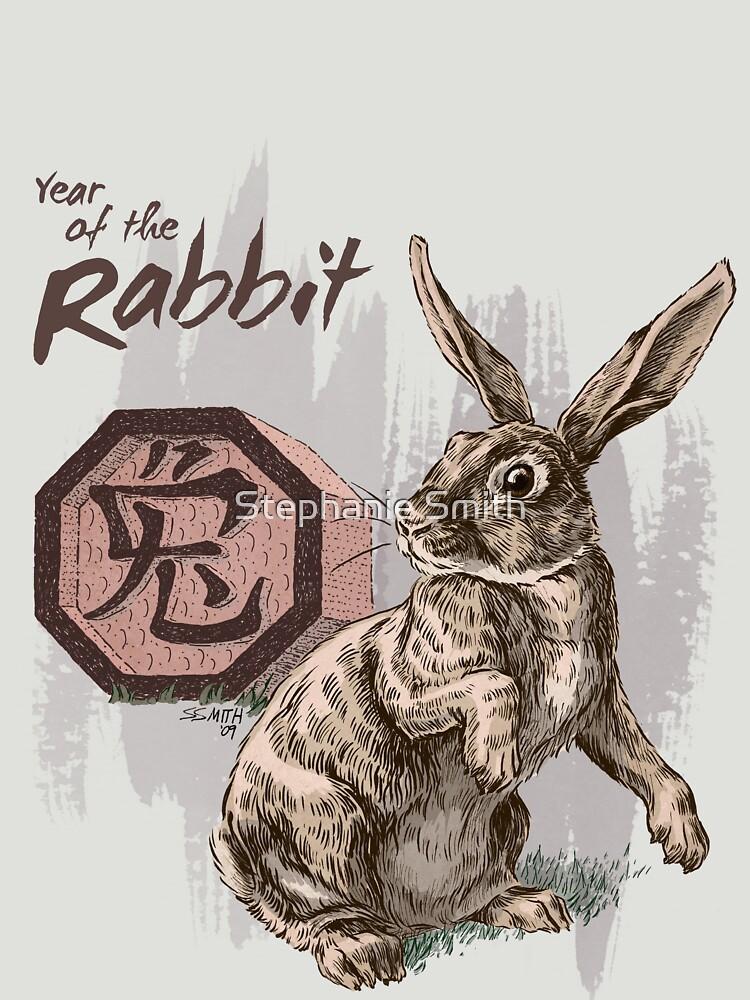 Year of the Rabbit by Stephanie Smith by stephsmith