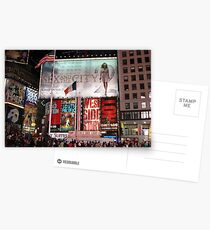 Postales Time Square,  New York